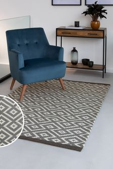 gray abstract multi pattern rug   idade media