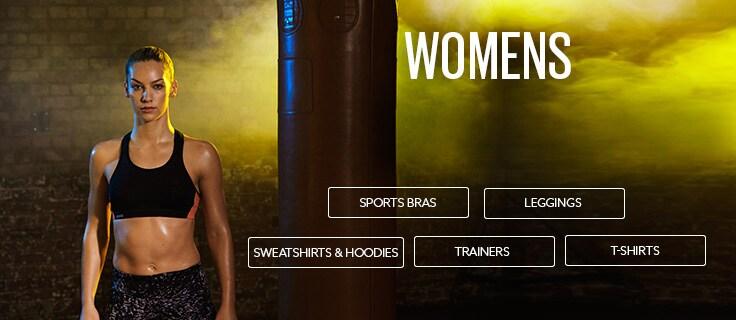 Damska odzież sportowa