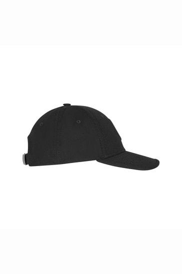 Boys Black Cotton Hat