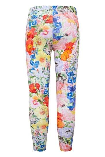 Multicoloured Cotton Leggings