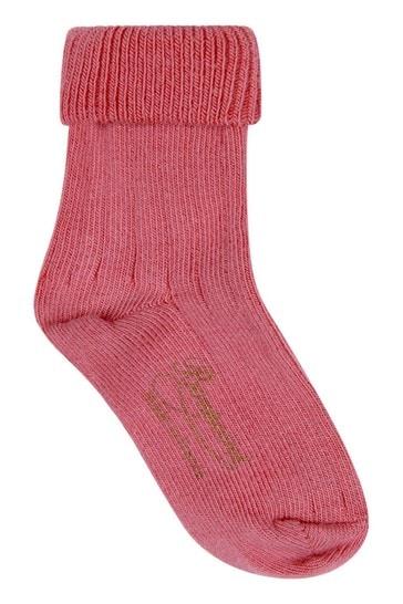 Baby Girls Pink Socks Gift Set