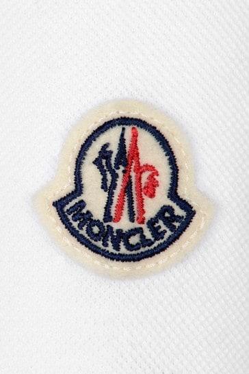 Boys Cotton Long Sleeve Polo Top
