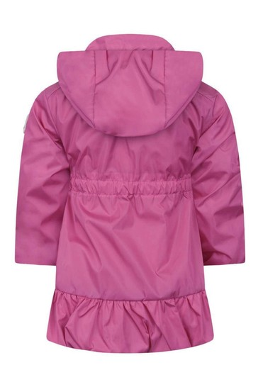 Baby Girls Fuchsia Geranium Jacket