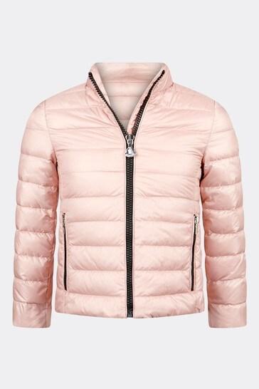 Girls Pink Kaukura Jacket
