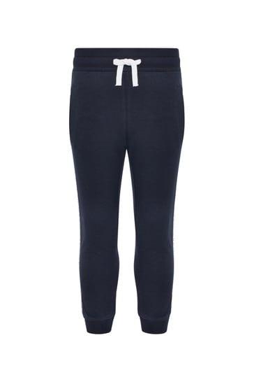 Aigner Boys Navy Cotton Trousers