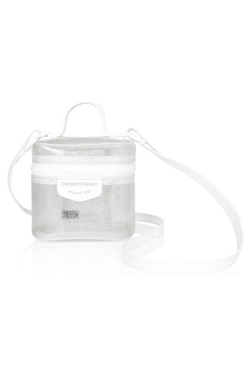White Vanity Bag