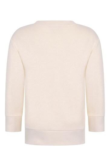 Kids Cotton Vintage Logo Sweatshirt