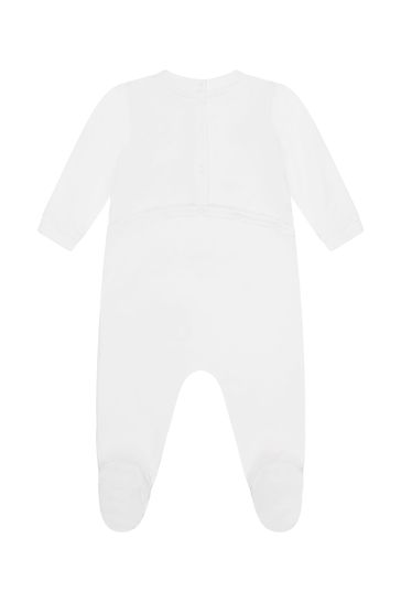 Baby Boys Cotton Babygrow