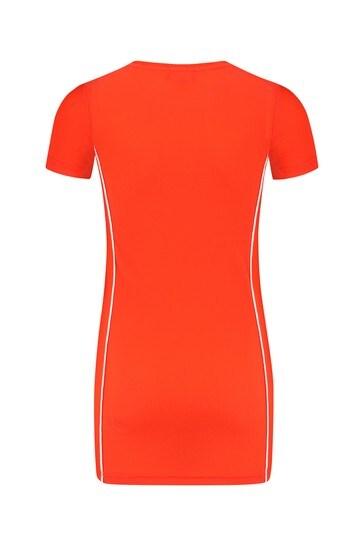 DKNY Girls Red Dress