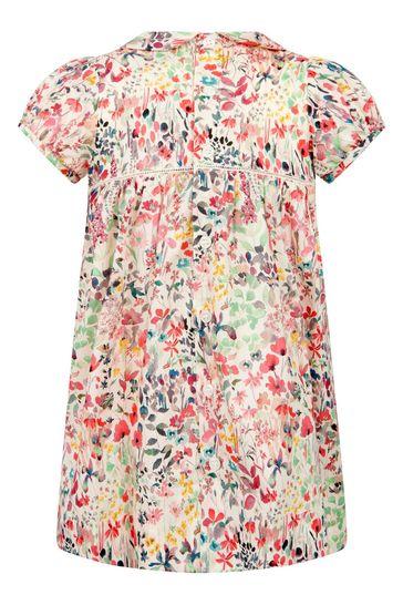 Baby Girls Multi Cotton Dress