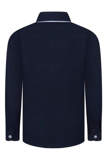 Boys Cotton Shirt