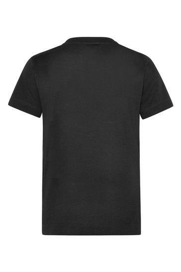 소년 네이비 티셔츠