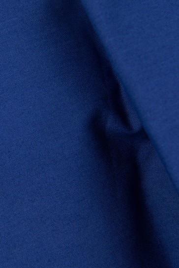 Monnalisa Girls Blue Cotton Headband