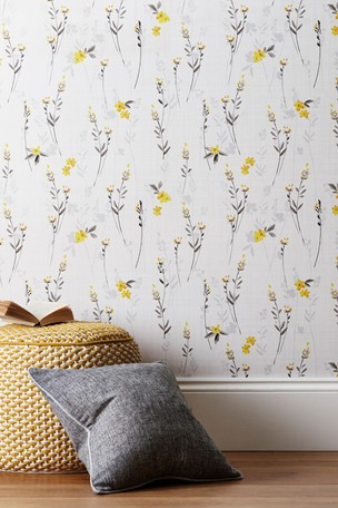 Buy Paste The Wall Eden Floral Wallpaper From Next Ireland