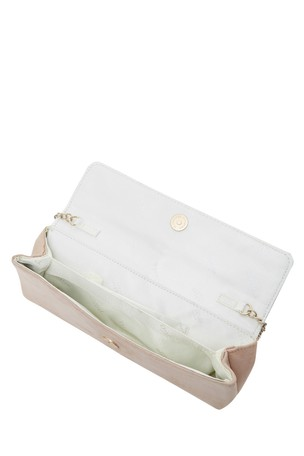 Buy Dune London Blush Belong East To West Clutch Bag from
