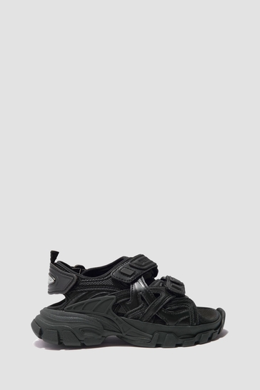 Unisex Black Sandals