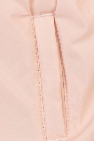 Baby Girls Pink Padded Jacket