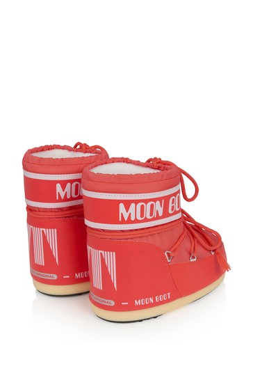 Girls Coral Low Snow Boots