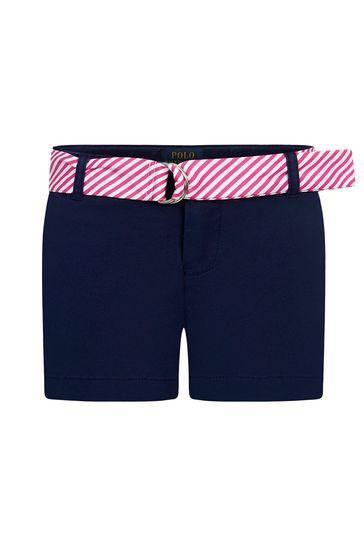 Girls Cotton Shorts