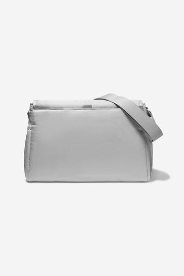 Grey Baby Changing Bag
