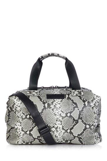 Tonal Grey Snake RAF Holdall Changing Bag