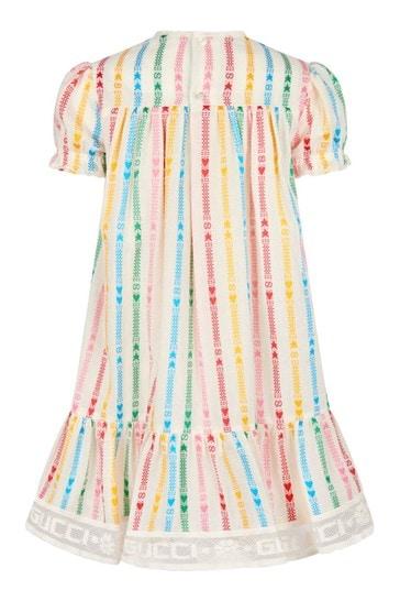 Baby Girls Cotton Blend Dress