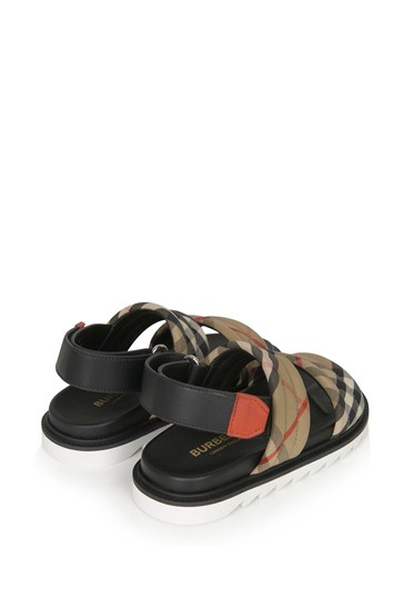 Kids Beige Sandals