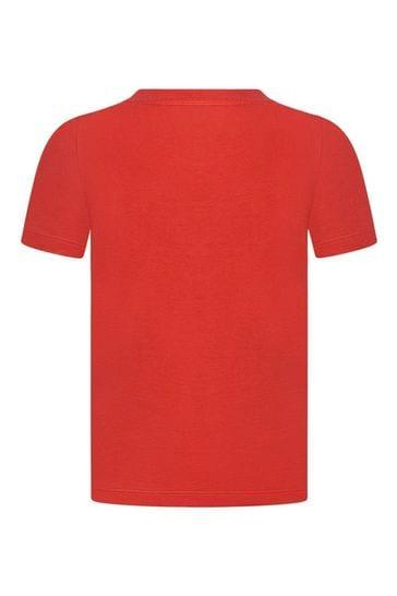Kids Cotton Logo T-Shirt
