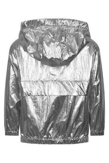 Girls Silver Abbey Jacket