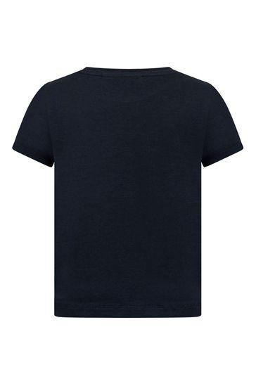 Girls Organic Cotton Antelope T-Shirt
