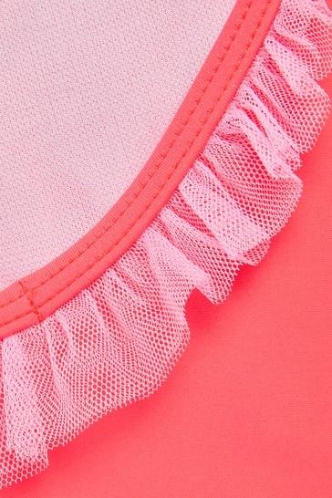 Girls Purple Swimsuit