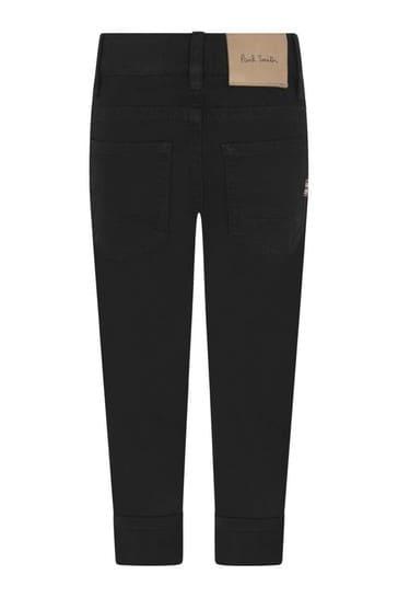 Boys Black Denim Jeans
