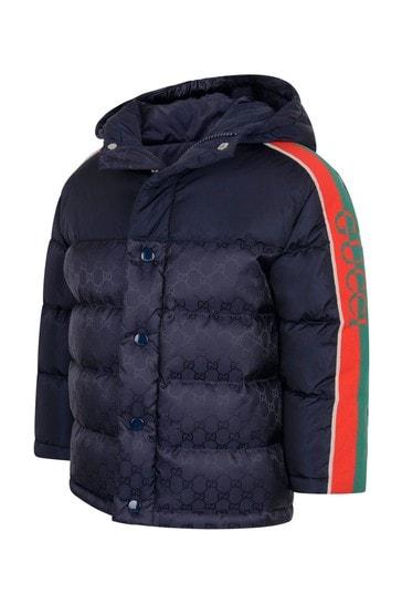 보이즈 패딩 GG 재킷