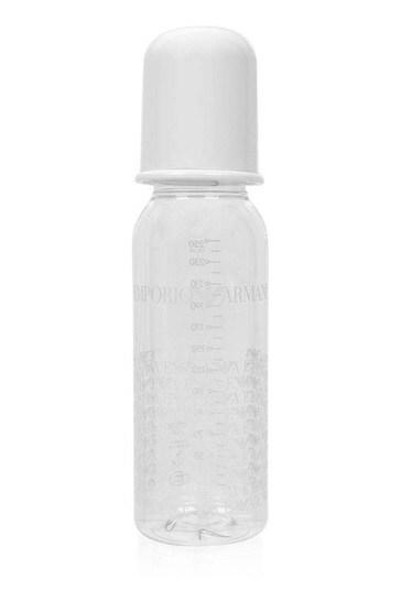 White Large 250ml Baby Bottle