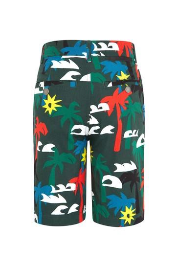 Boys Multicoloured Cotton Shorts