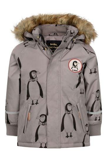 키즈 그레이 K2 Penguin 파카