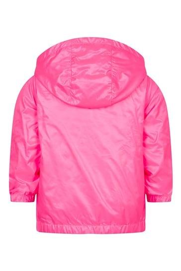 Baby Girls Pink Admeta Jacket