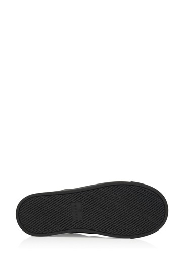 Beige GG Wool New Board Slip-On Trainers