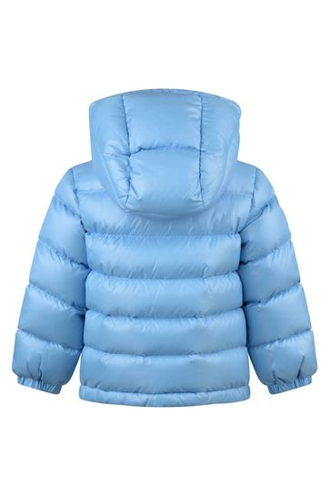 Baby Boys Turquoise Down Padded New Aubert Jacket