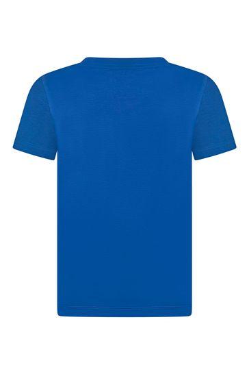 보이즈 블루 티셔츠