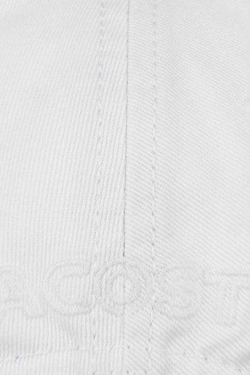 Lacoste® White Cotton Cap