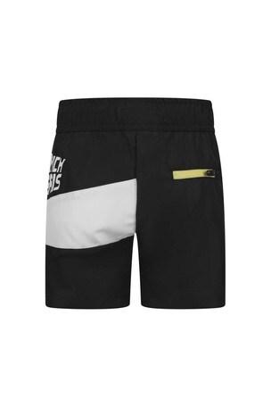 Boys Black Quick Dry Swim Shorts