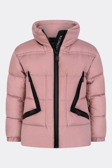 Grenoble Girls Down Padded Dixence Ski Jacket