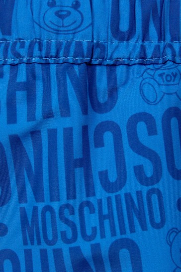 Baby Boys Blue Swim Shorts