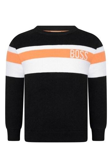 Boys Cotton & Wool Sweater