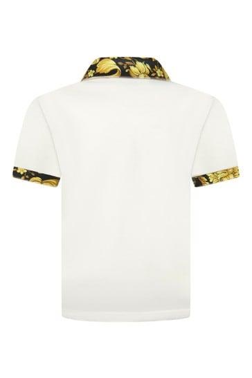 Baby Boys Cotton Polo Shirt