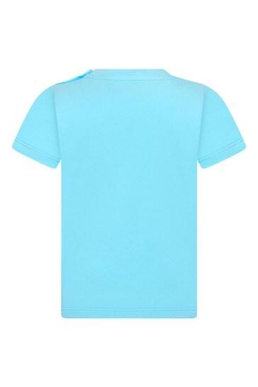 베이비 코튼 티셔츠