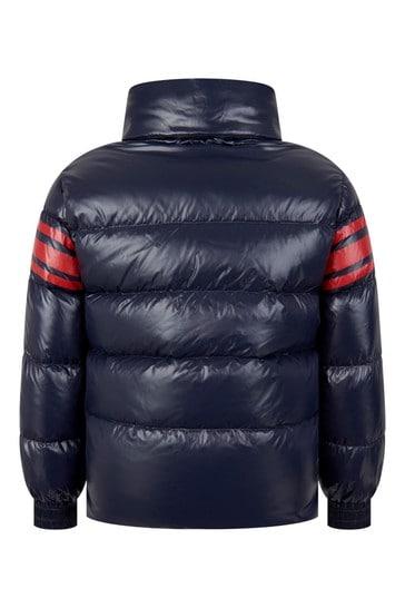 Boys Down Padded Saise Jacket