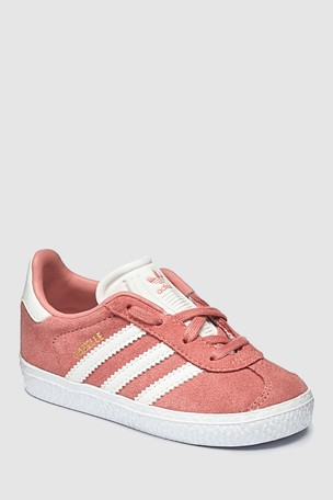 la meilleure attitude 4b960 3c31e Buy adidas Originals Rose Gazelle Infant from Next Ireland