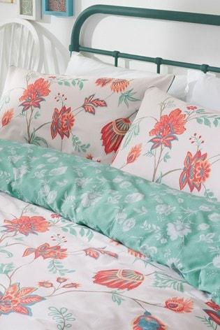 Amreli Duvet Cover and Pillowcase Set by Furn